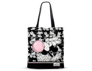 Disney Minnie Bubblegum shopping bag Karactermania