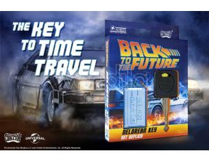 Ritorno al Futuro Replica Chiavi 15 x 4 x 11 cm DeLorean Doctor Collector