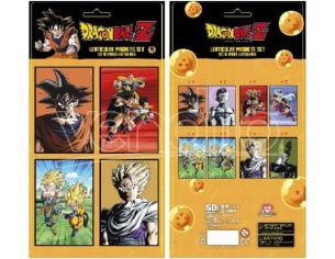 Dragon Ball Z 4 Lenticular Magneti Set Magneti Sd Toys