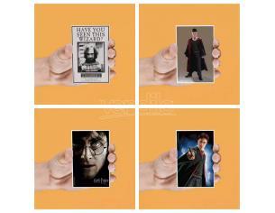 Harry Potter 4 Lenticular Magneti Set Magneti Sd Toys