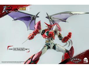 Robo-dou Shin Getter 1 Anime Color Ver Action Figura Three A Toys