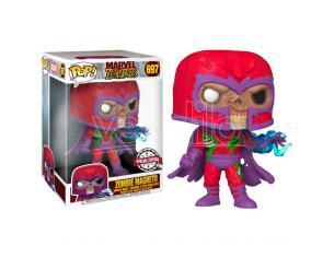 Zombies Marvel Funko POP Animazione Vinile Figura Zombie Magneto 25cm Esclusiva