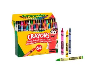 Crayola Set 64 Crayons Crayola