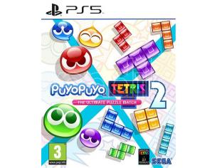 PUYO TETRIS 2 - LAUNCH EDITION PARTY GAME PLAYSTATION 5