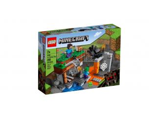LEGO MINECRAFT 21166 - LA MINIERA ABBANDONATA