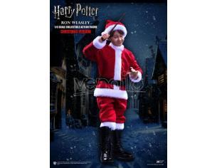 Harry Potter Statua Ron Bambino Versione Natale Figura 25 cm Star Ace