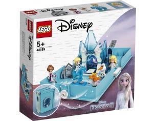 LEGO DISNEY PRINCESS 43189 - ELSA E LE AVVENTURE FIABESCHE DEL NOKK