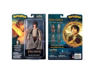 The Il Signore Degli Anelli Frodo Bendyfigs Malleable Figura 19cm Noble Collection