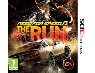 NEED FOR SPEED THE RUN GUIDA/RACING - NINTENDO 3DS