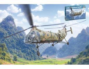 ITALERI IT2774 ELICOTTERO H-21C FLYNG BANANA GUNSHIP KIT 1:48 Modellino