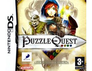 PUZZLE QUEST: CHALLENGE OF THE WARLORDS ARCADE - OLD GEN