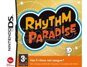 RHYTHM PARADISE SOCIAL GAMES - OLD GEN