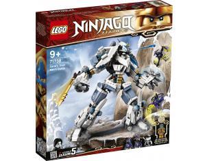 LEGO NINJAGO 71738 - MECH TITANO DA BATTAGLIA DI ZANE