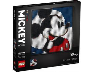 LEGO ART 31202 - DISNEY MICKEY MOUSE TOPOLINO