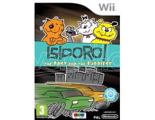 Isidoro: The Fast E Furriest Guida/racing - Old Gen