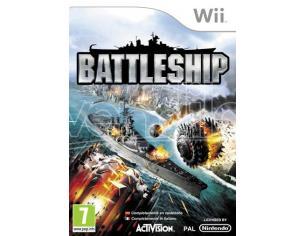 BATTLESHIP SPARATUTTO - OLD GEN per Nintendo WII