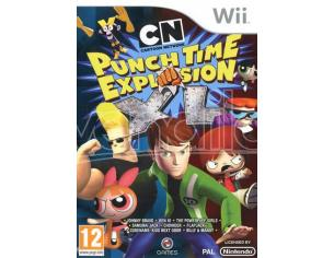 PUNCH TIME EXPLOSION XL PICCHIADURO - OLD GEN