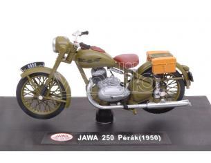 Abrex ABM007 MOTO JAWA 250 PERAK 1950 MATT GREEN 1:18 Modellino