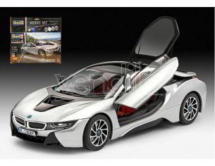 REVELL RV67670 MODEL SET BMW i8 KIT 1:24 Modellino