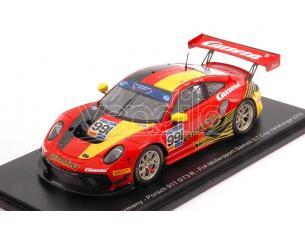 SPARK MODEL S6319 PORSCHE 911 GT3 R N.991 WINNER RACE 1 VALLELUNGA 2019 S.GORIG-A.RENAUER Modellino