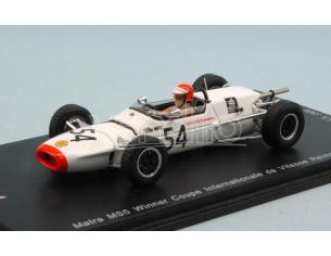 SPARK MODEL SF096 MATRA MS5 N.54 WINNER COUPE INT.VITESSE REIMS F3 1967 J.P.JABOUILLE 1:43 Modellino