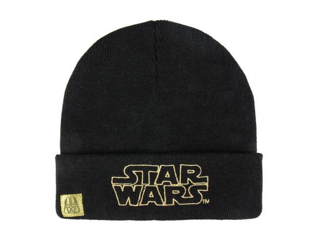 Star Wars Berretta Nera Invernale Cerdà