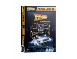 Ritorno Al Futuro Puzzle Delorean Flusso Canalizzatore 1000 Pezzi Sd Toys