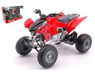 New Ray NY57503HR ATV-QUAD HONDA TRX450R RED 1:12 Modellino