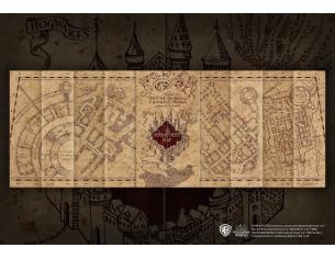 Harry Potter Puzzle con Cover Mappa Del Malandrino 1000 Pezzi 89x33 cm Noble Collection