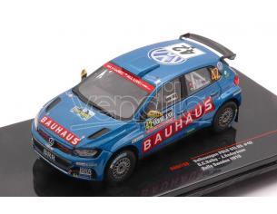 IXO MODEL RAM706 VW POLO GTI R5 WRC2 N.42 WINN.RALLY SWEDEN 2019 ANDERSSON-VELBY 1:43 Modellino