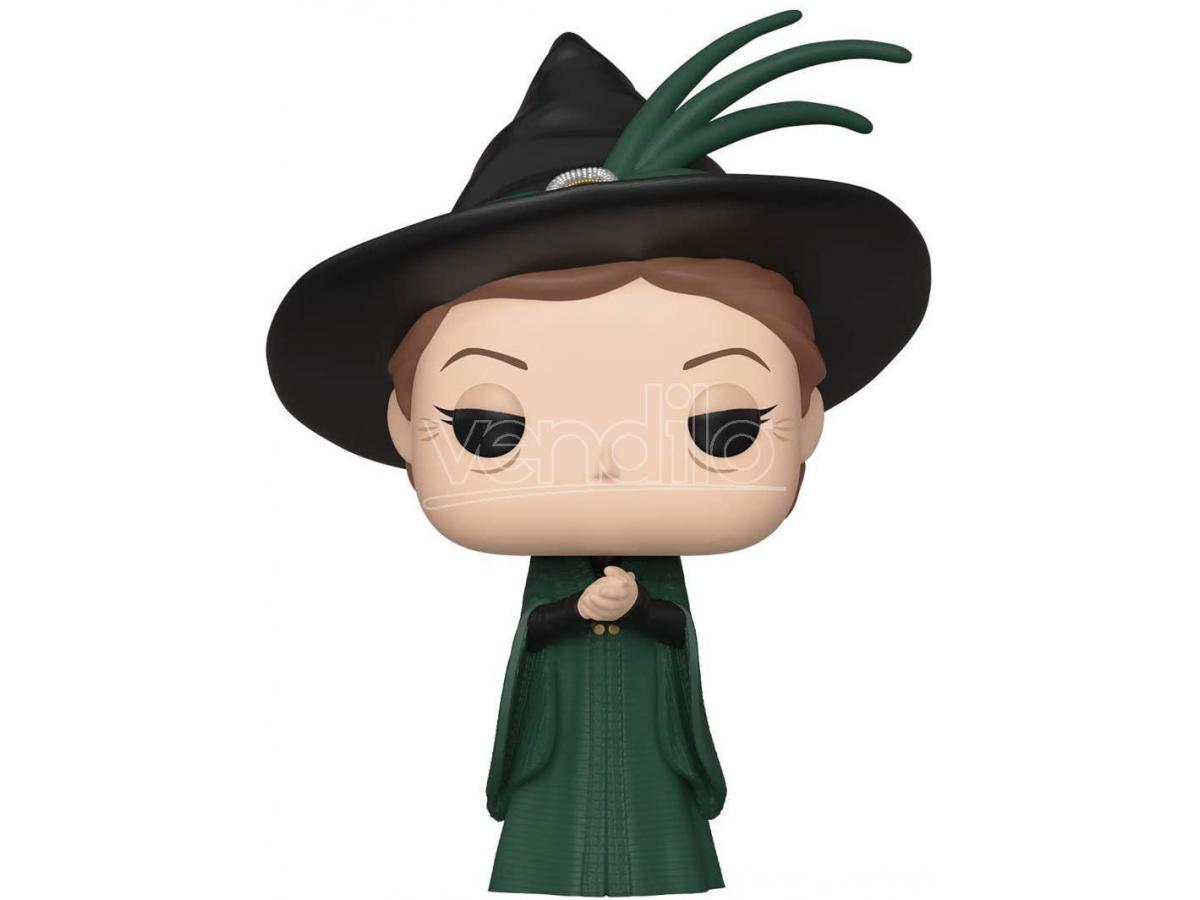 Harry Potter Funko POP Film Vinile Figura Prof. Minerva McGranitt 9cm