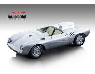 TECNOMODEL TMD18141D PORSCHE 550A 1957 PRESS VERSION 1:18 Modellino