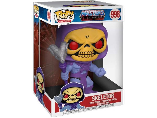 Master of The Universe Funko Pop Film Vinile Figura Skeletor 25 Cm