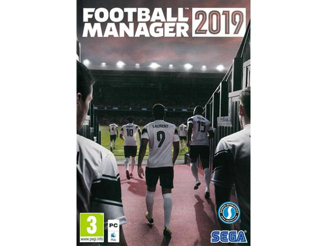 FOOTBALL MANAGER 2019 MANAGERIALE - GIOCHI PC