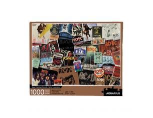 Ac/dc Albums 1000  Pezzi Puzzle Puzzle Aquarius Ent