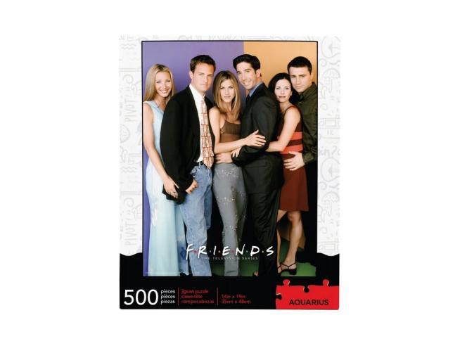 Friends Cast 500 Pezzi Puzzle Puzzle Aquarius Ent