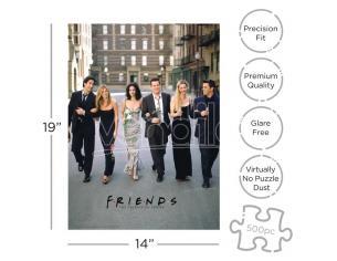 Friends Wedding 500  Pezzi Puzzle Puzzle Aquarius Ent