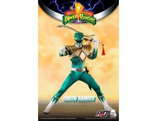 Mighty Morp Power Rangers Green Ranger Action Figura Threezero
