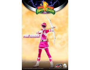 Mighty Morp Power Rangers Pink Ranger Action Figura Threezero
