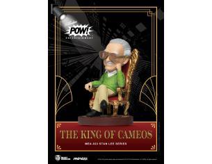 Stan Lee Mini Uova King Of Cameos Fig Statua Beast Kingdom