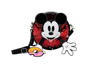 Disney Mickey Donut Paillettes Bag Karactermania