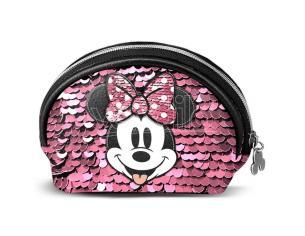 Disney Minnie Lollipop Paillettes Borsellino Karactermania