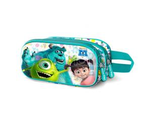 Disney Pixar Monsters, Inc. 3d Double Astuccio Karactermania