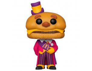 Pop Figura Mcdonalds Mayor Mccheese Funko
