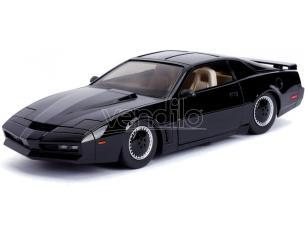 KNIGHT RIDER KITT PONTIAC FIREBIRD 1:24 MODELLI IN SCALA MODEL CAR