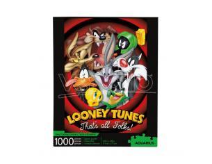 Looney Tunes 1000  Pezzi Puzzle Puzzle Aquarius Ent