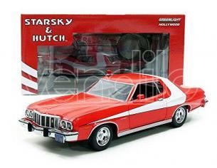 STARSKY&HUTCH FORD GRAN TORINO 1:24 MODELLI IN SCALA MODEL CAR
