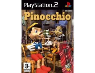 PINOCCHIO ARCADE - OLD GEN