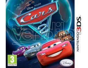 CARS 2 PLATFORM - NINTENDO 3DS