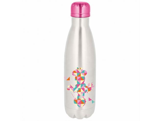 Disney Minnie Acciaio Inossidabile Bottiglia Stor